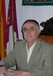 MANUEL SANCHO GALLEGO Alcalde de Almagro desde 2003