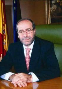 FOTO FUNLABRADA Alcalde despacho 1
