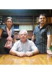 IRENE MALLOL I BOSCH, JOAN LLUÍS MALLOL I TORNÉ i ALBERT MALLOL I BOSCH