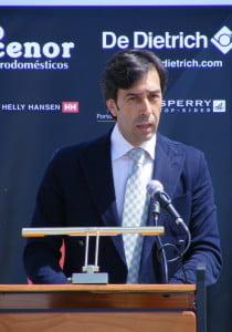 Sr. Javier Gónzalez Pereira