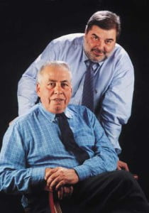 Sr. Daniel Belando Pérez, Sr. Manolo Ferrer Nieto