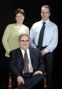 SR. RAFAEL MÁRQUEZ DURÁN, SRA. ANA Mª MÁRQUEZ RIUS, SR. JOSEP MÁRQUEZ RIUS