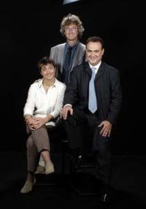 Dr. Àngel Rocas i Huertos, Dra. M. Rosa Martorell Riera, Dr. Joan Sarquella Ventura