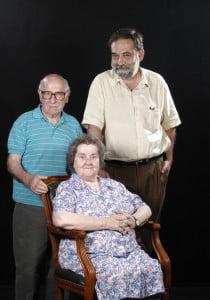 Sra. Roser Roca Roca Ricart, Sr. Miquel Mitjans Castillo, Sr.Esteve Gener i Ferrer