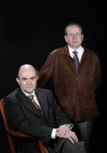 Dr. Josep Maria Serra i Payró, Dr. Joan M. Viñals i Viñals