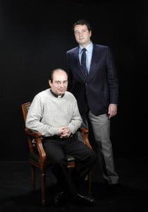 Dr. Josep M. Simón Castellví, Dr. Joan Costa Bou