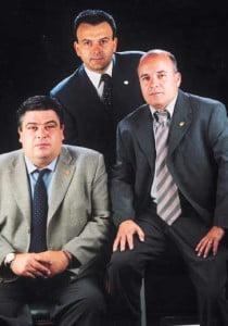 Srs. Paco Vega i José Martín Izquierdo