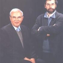 Srs. Josep Romeu Bisbe i Aureli Argemí Sarria