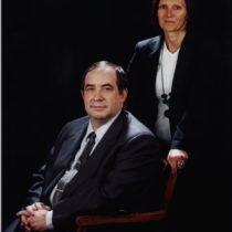 Srs. Anna Ros Gutiérrez i Enric Isidre Canela Campos
