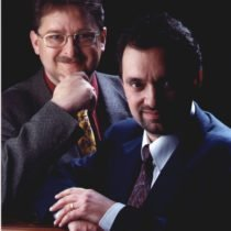 Srs. Joan Albert Sánchez Cabeza i Albert Colomer