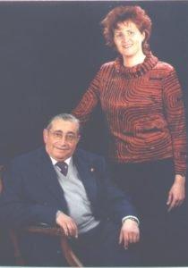 Sra. Núria Terribas Sala i Dr. Francesc Abel