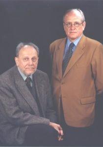 Srs. Ramon Trías Rubies i Jordi Pujol Colomer