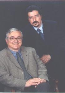Srs. Antoni Francesc Tulla Pujol i Agustí Berga