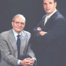 Srs. Jordi Tuset Vallet i Josep Manel Ulldemolins