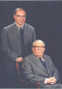 Srs. Sergi Font Fàbregas i Alfons Gutiérrez Abat