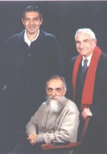 Sr. Ramon Francolí Martínez, Pare Mascaró i Pare Andreu Trilla Llobera