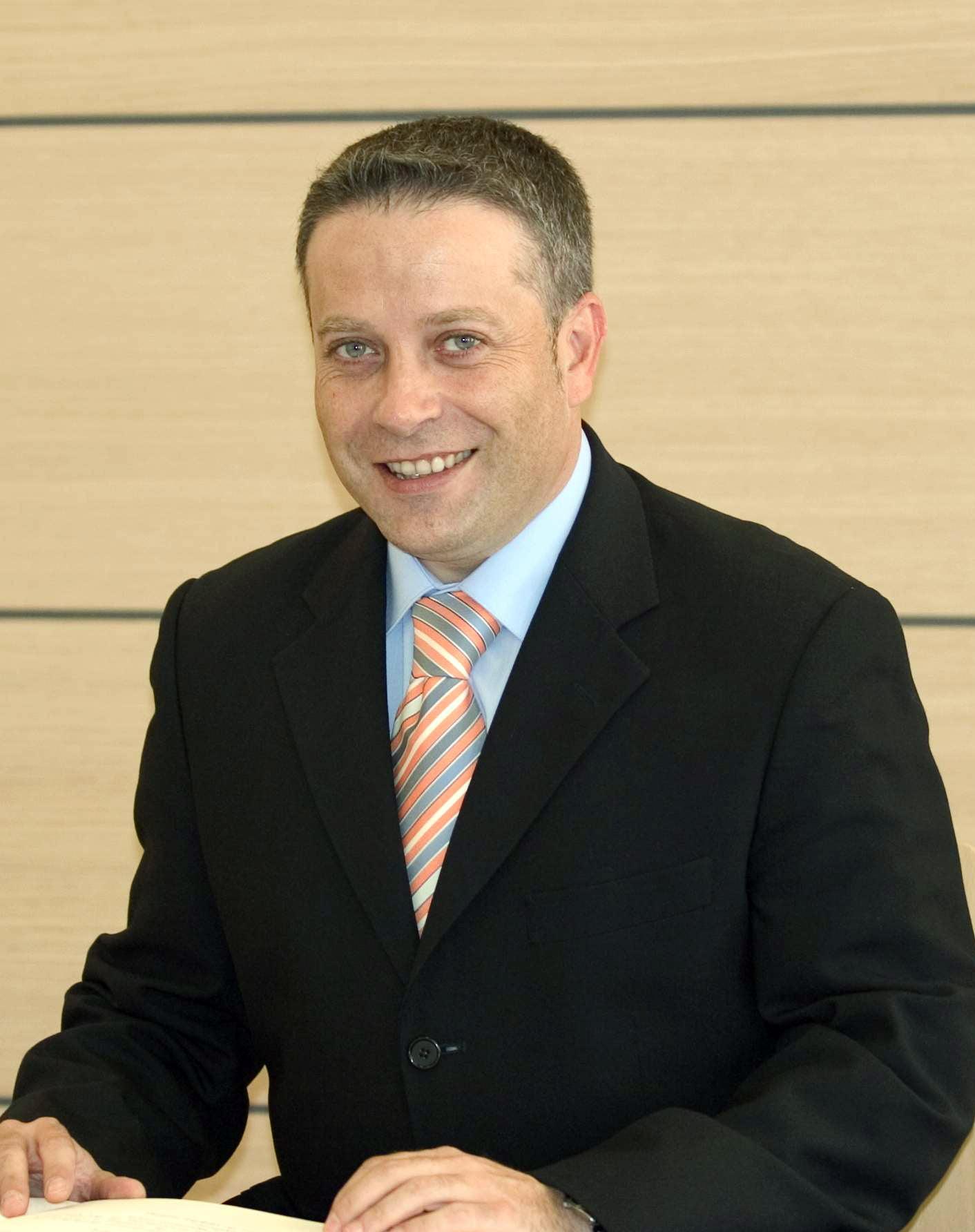 Emilio Muñoz García Alcalde de Alfafar desde 2004