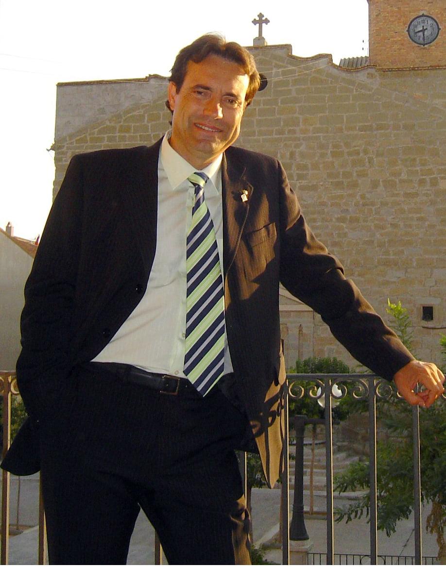 JOSEP IBARZ GILART Alcalde de Almacelles desde 2003