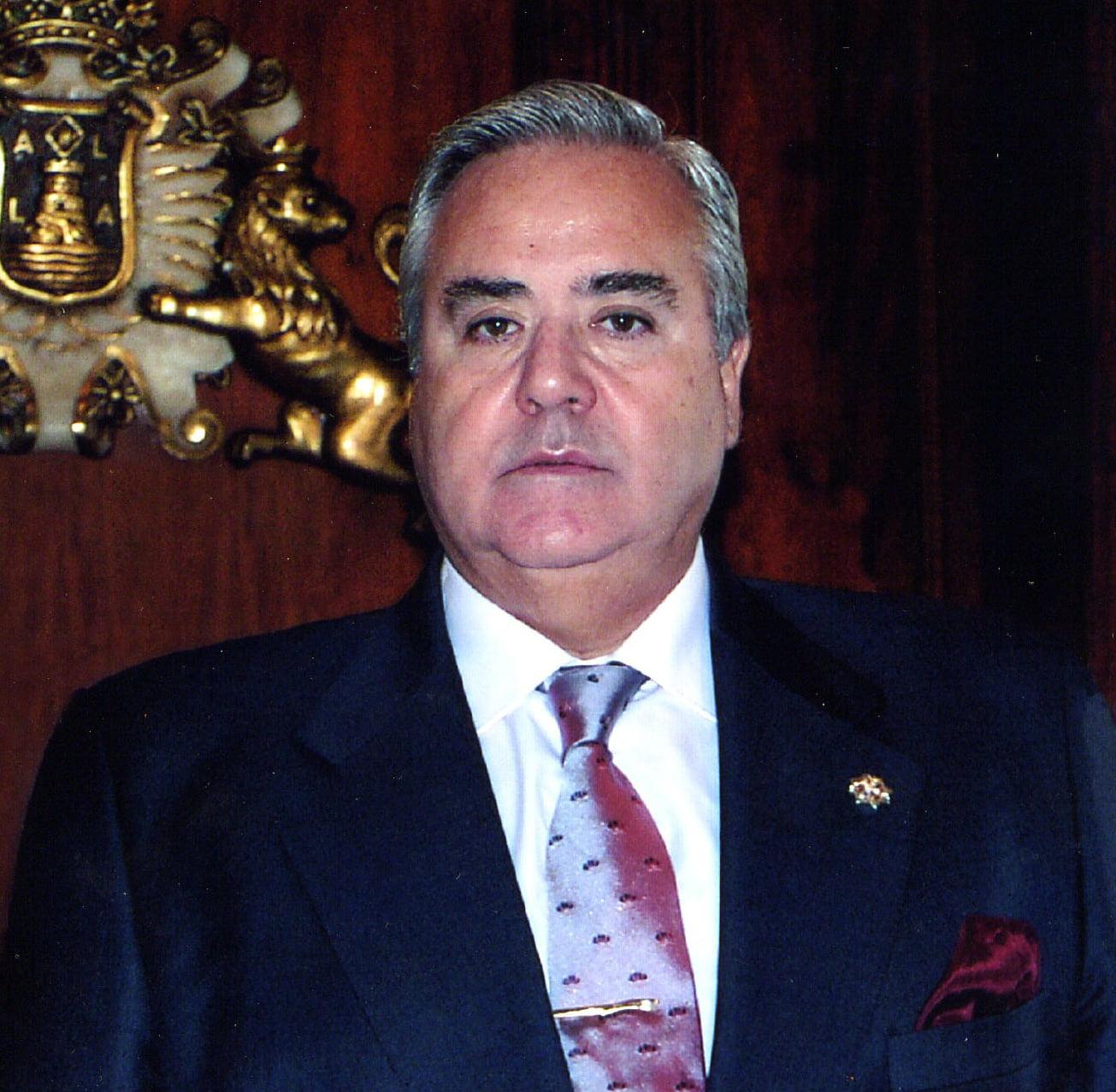 LUIS DÍAZ ALPERI Alcalde de Alicante desde 1995