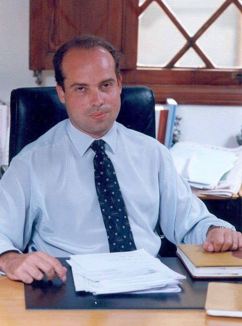 MIQUEL FERRER VIVER Alcalde de Alcúdia desde 1999