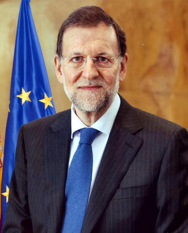 Mariano Rajoy Brey. Presidente del Gobierno