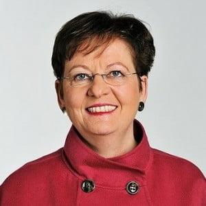 Corina Casanova. Canciller Federal de la Confederación Suiza