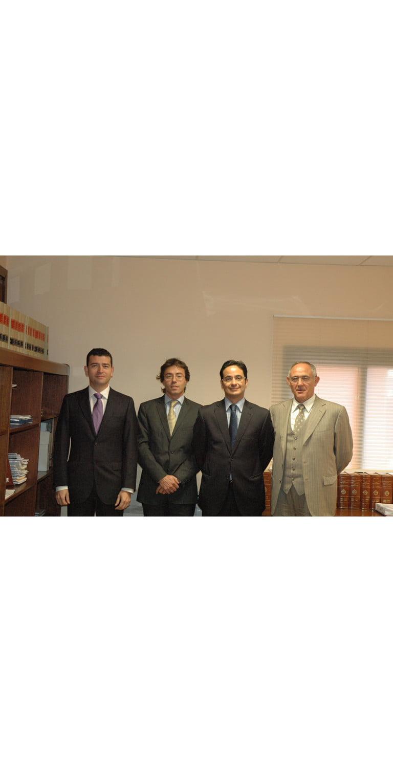 Sr. Gregorio Cabreo Maurel et alia