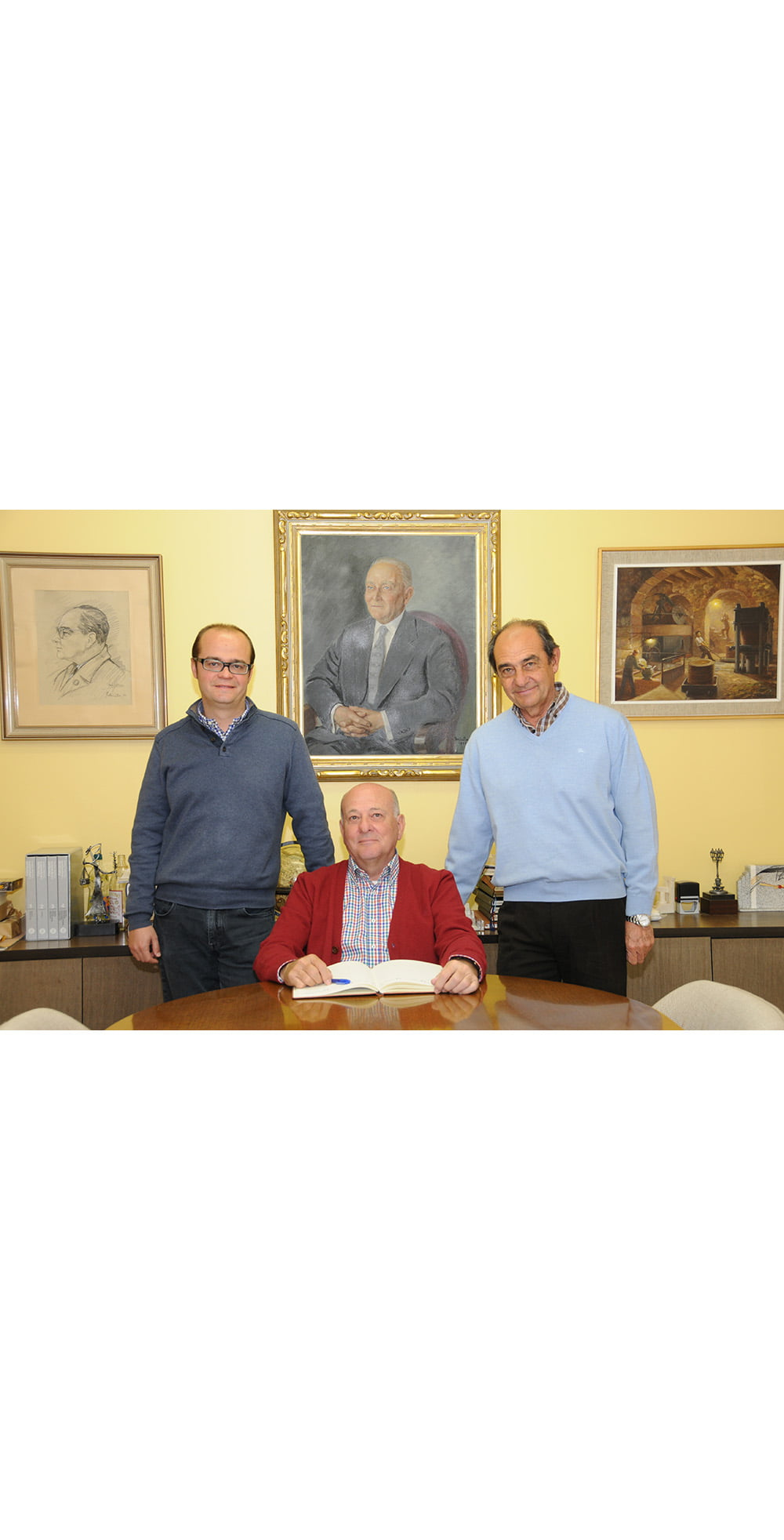 Sr. Josep Lluís Guiu Clúa et alia