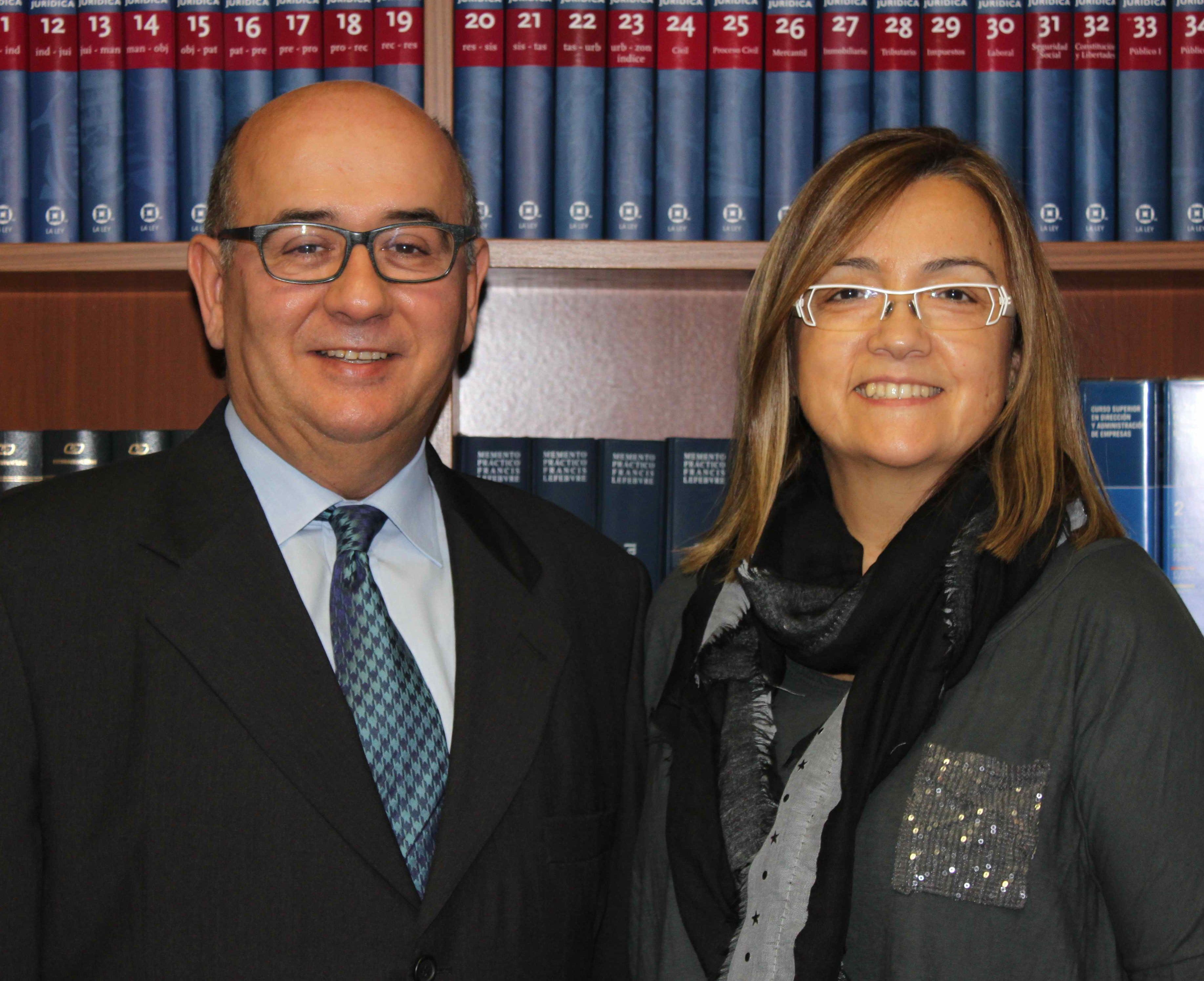 Sr. Agustí Alier i Jané i Sra. Antònia Beltran i Muñoz