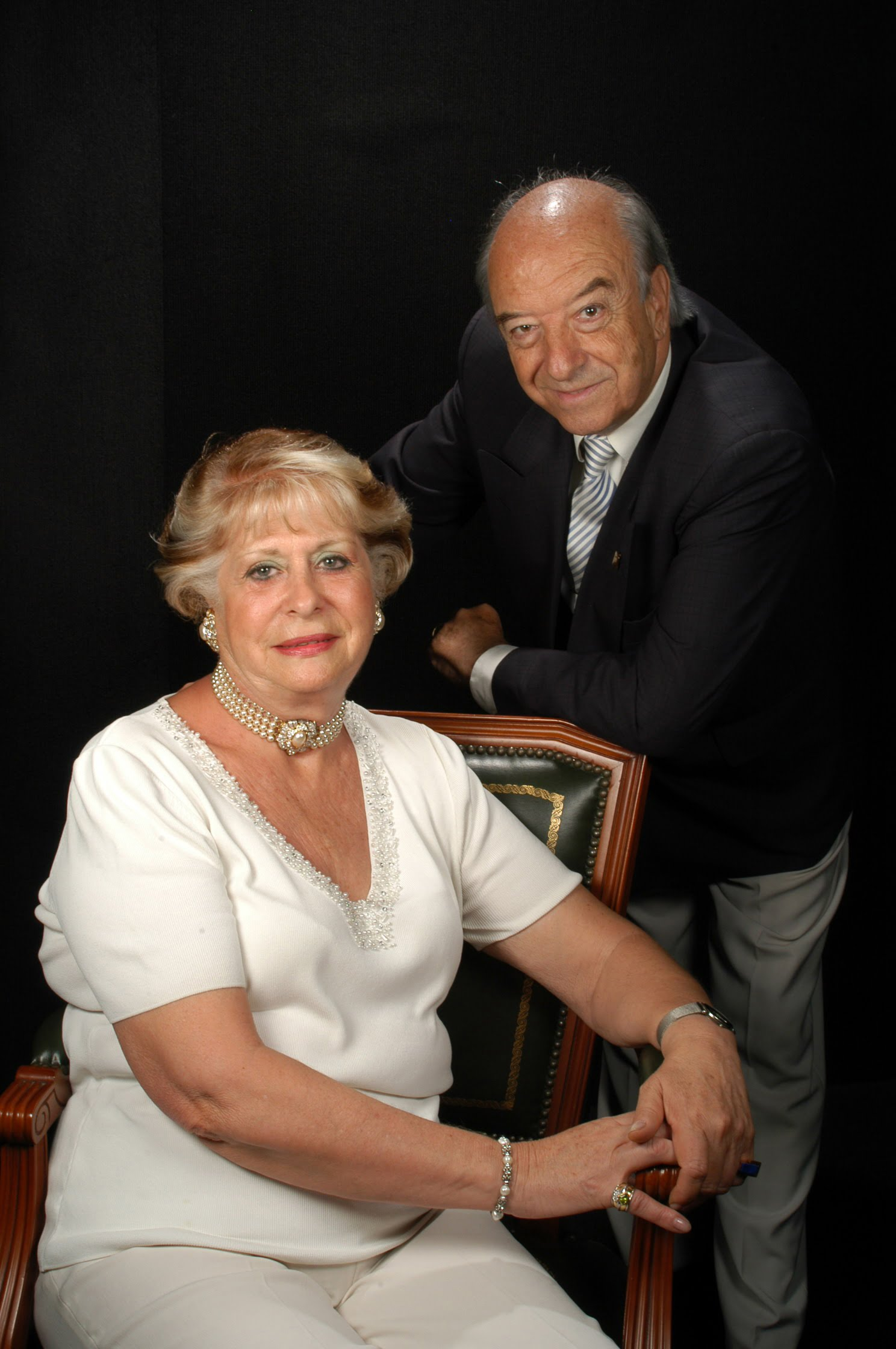Sra. Guilera i Sr. Estrada