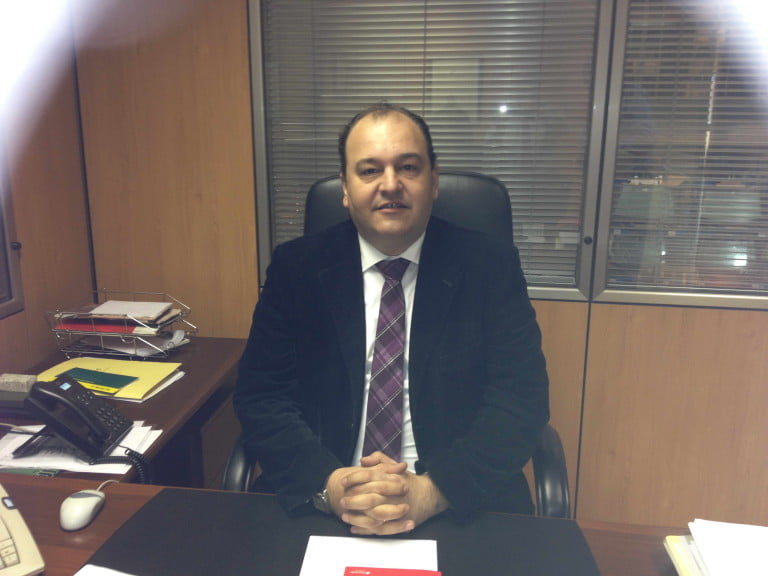 Sr.Joan Jordi Arselaguet Codormí