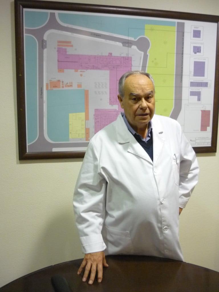 Sr. Eugenio Cervera Navarro