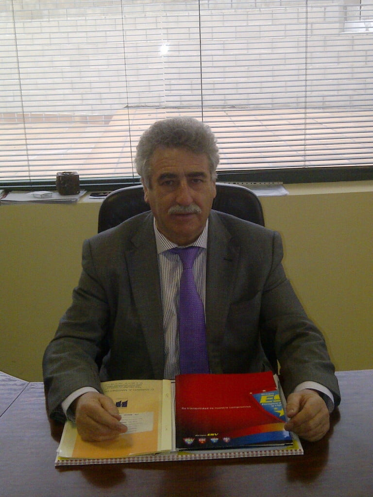 Sr. Balbino Geijo Palacio