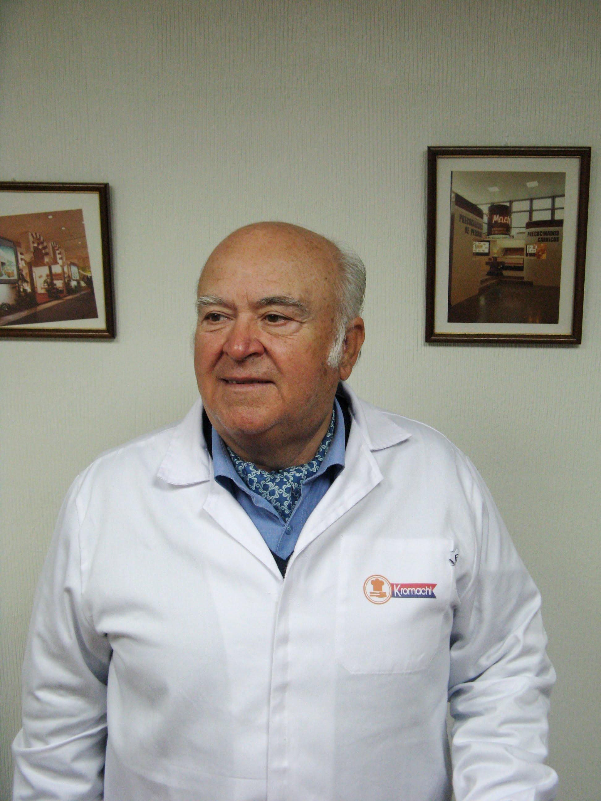 Sr. Francisco Machín González