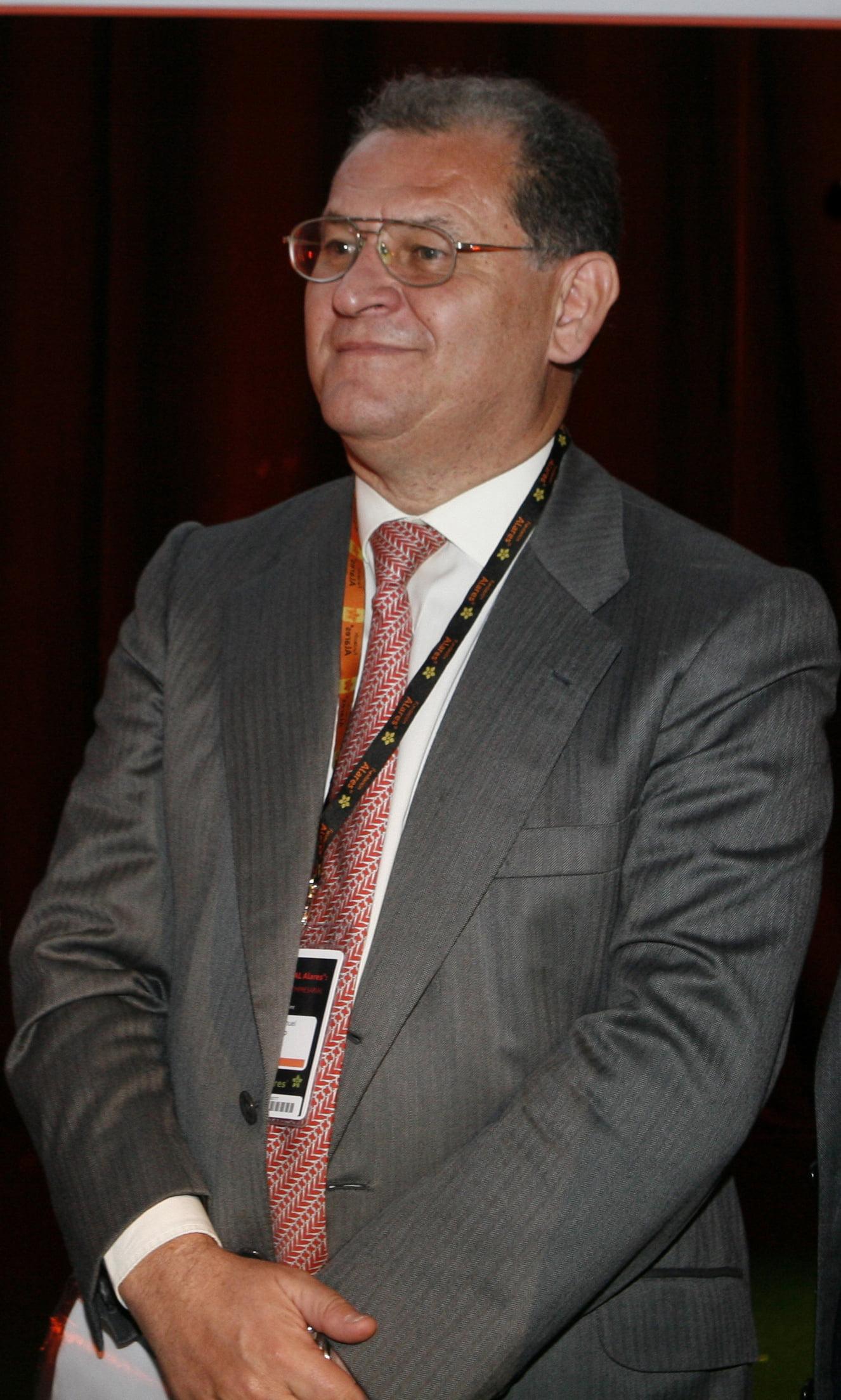 Sr. José Manuel Machado Alique