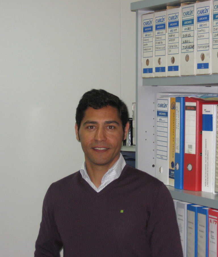 Sr. Julio Martínez Álvarez
