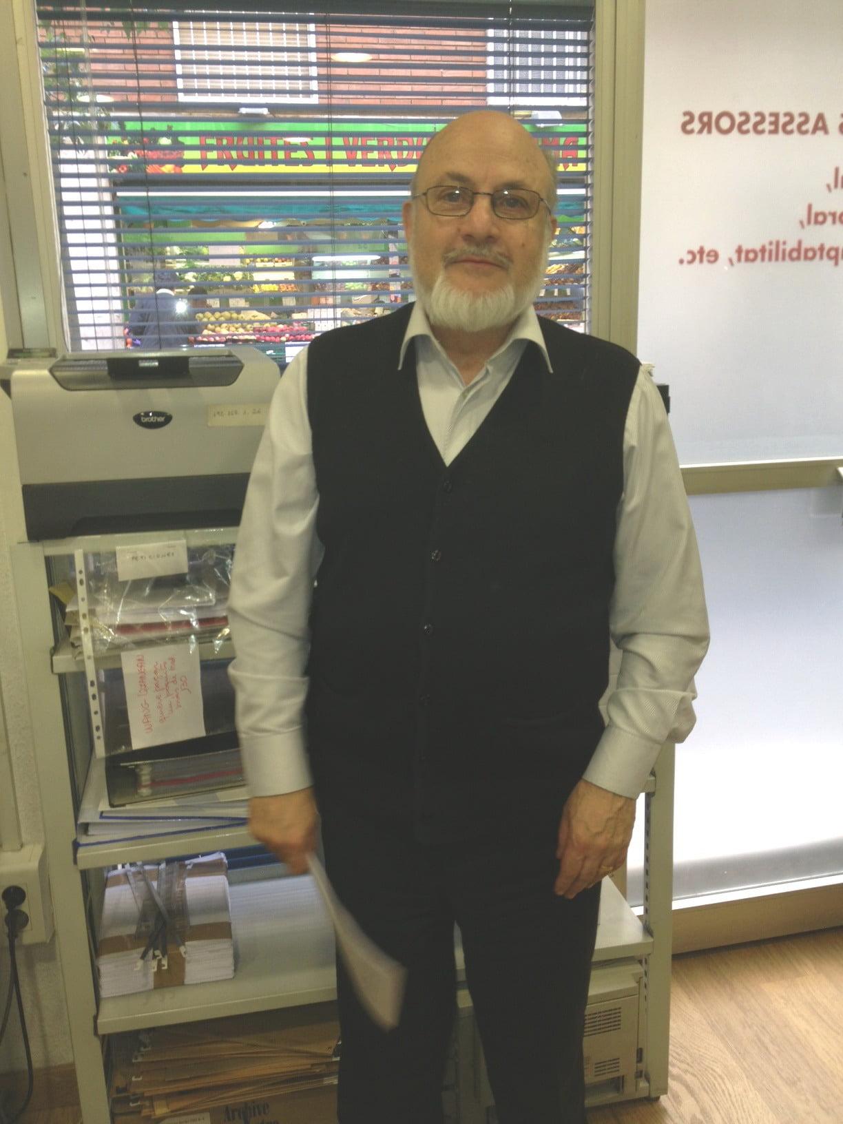 Sr. Francesc Pérez Rojo