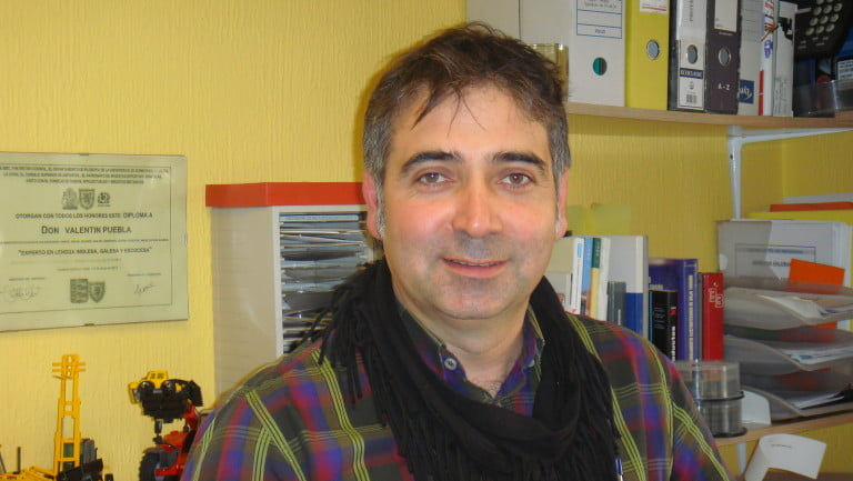 Sr.Valentín Bernardo Puebla
