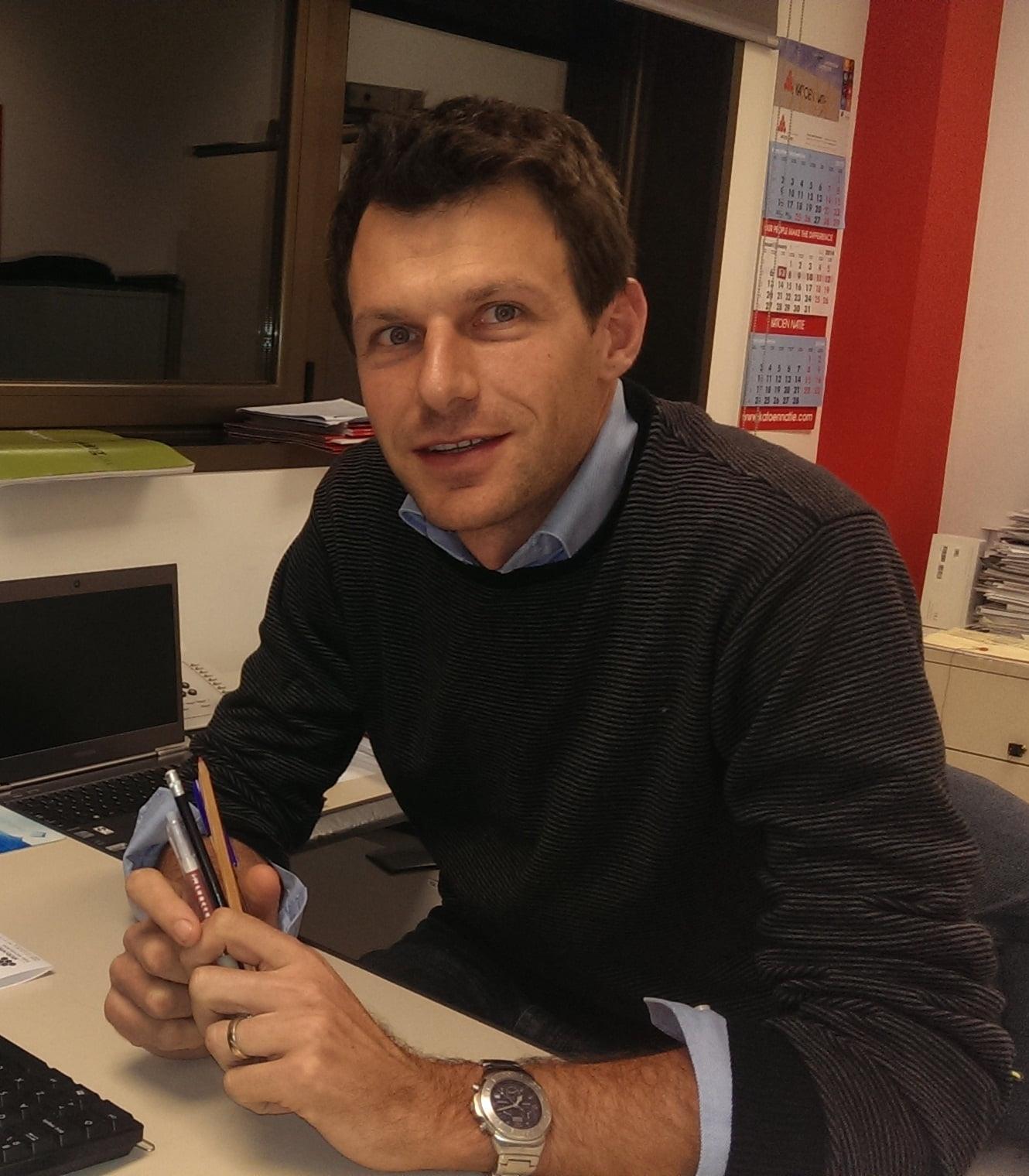 Sr. Geert Van-Kerckhove