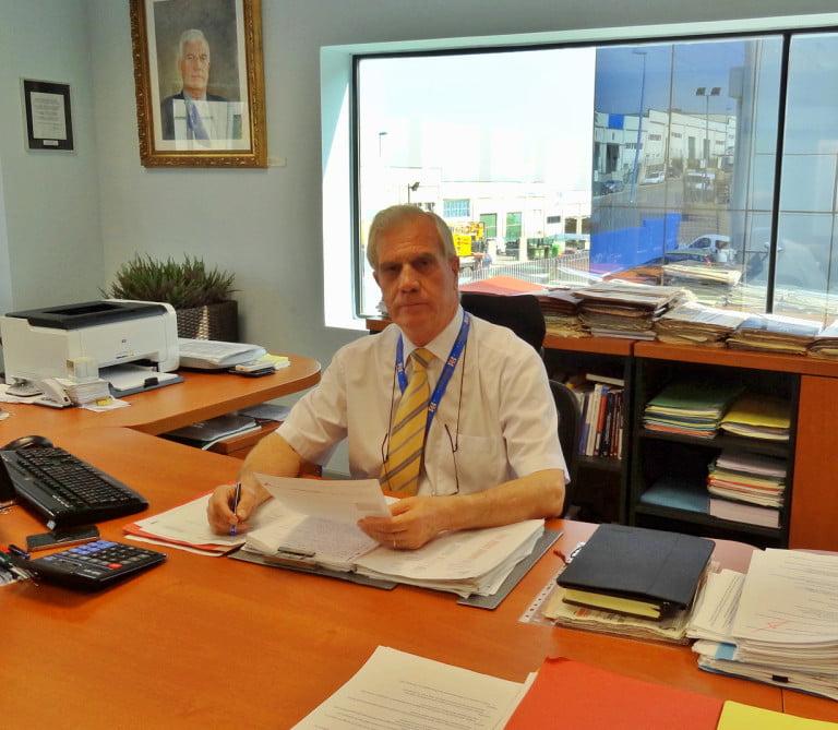 Sr. Manuel Villarig Tomás