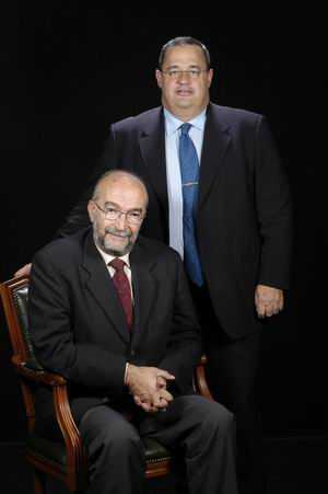 Drs. Lluís Bachs Cases i Enric Renau Folch