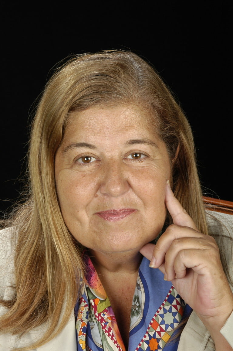 Prof. Dra. Anna Maria Carmona i Cornet.