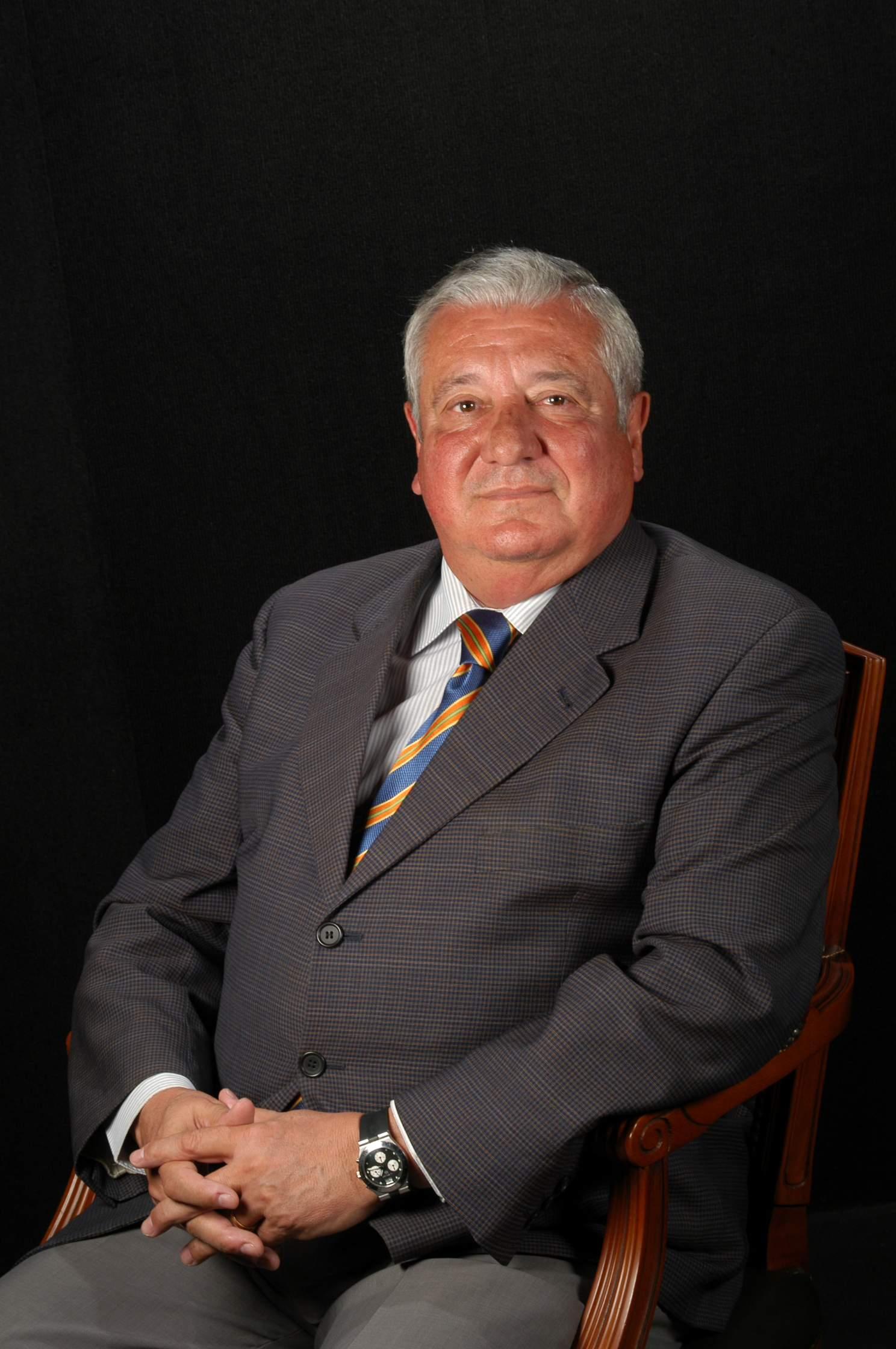 Sr. Ricard Cruzate i Bernaldo de Quirós