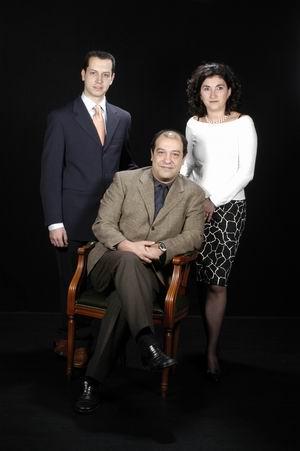 Dr. Fernando Castanera de Molina, Beatriz Pinalla Noé i Santiago Casado Soteras Barcelona