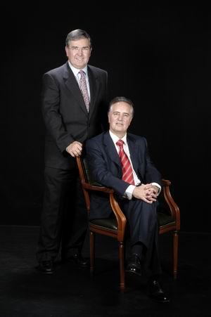 Sr. David English i Sr. Lluís Renart