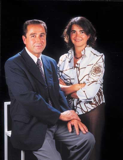 Sr. Jordi FONT RIFÀ i Sra. M. Àngels LLOBET PULLEIRO
