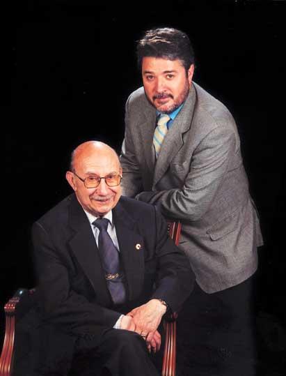 Sr. Pere LLORENS, Sr. Miquel Àngel FRAILE