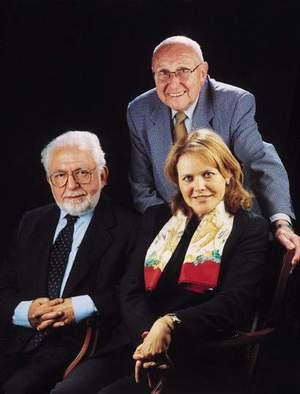 Drs. Ramona García Macià, Abelardo Guarner Vila i Manuel Baselga Monte