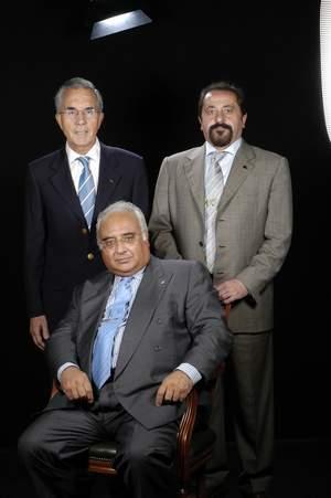 SR. ALBERT NÚÑEZ PÉREZ, SR. PIETER VAN'T BLIK, SR. VICENÇ QUEROL