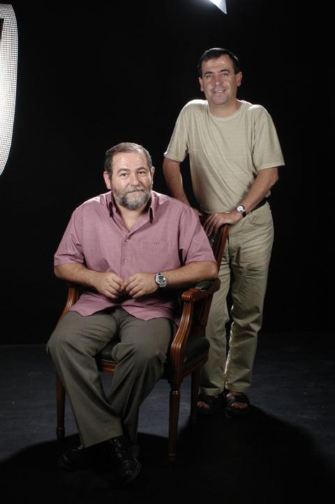Sr. Rafael Garrido Alcalá i Sr. Pere Dot i Padrós